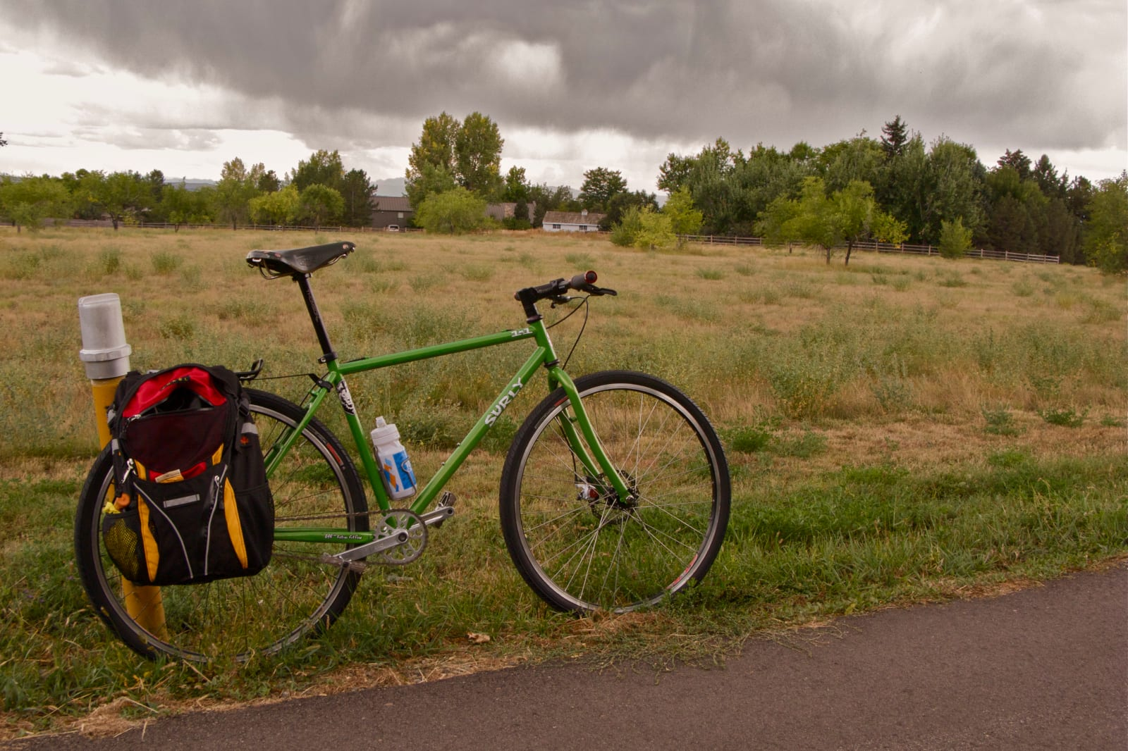 Mountain Bike Service Denver Surly 1x1 Commuter Bicycle