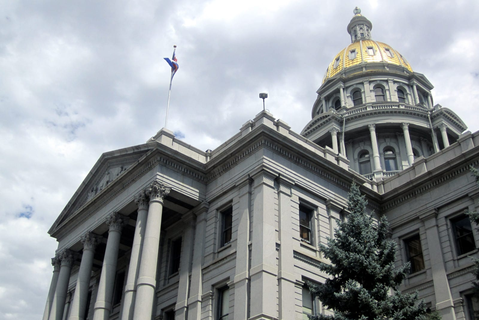 Public Records Colorado State Capitol Building Civic Center