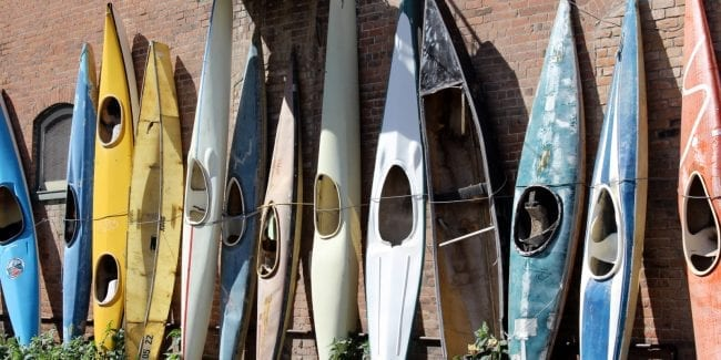 Salida Walking Tours Canoes Kayaks Downtown