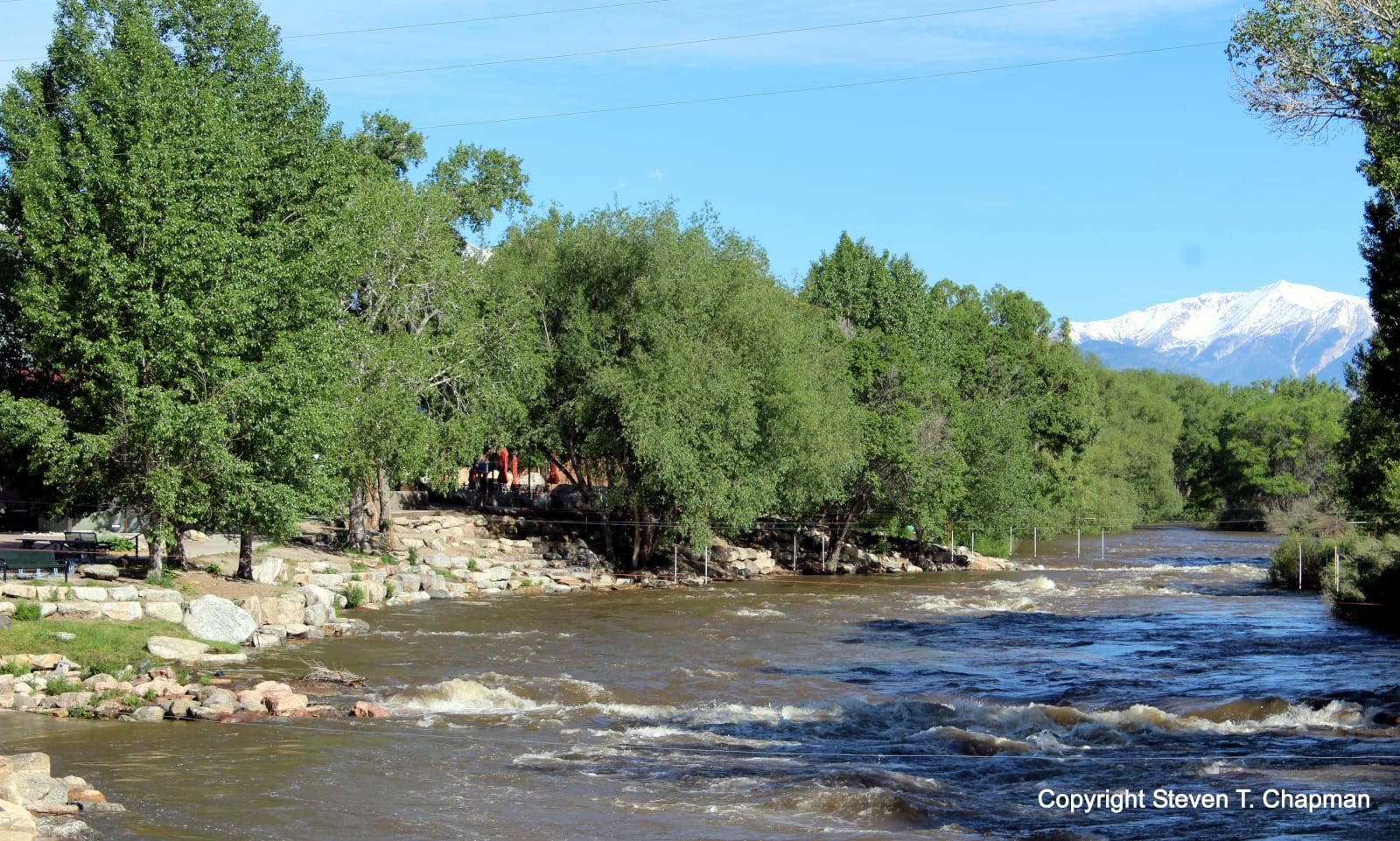 Salida Walking Tours Arkansas River
