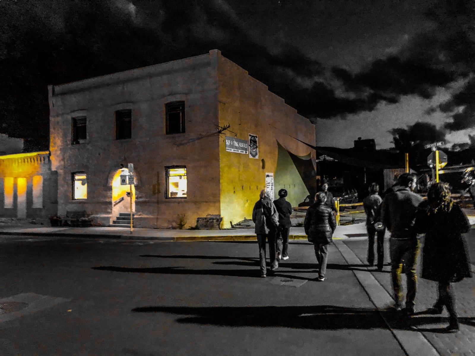 Salida Walking Tours Dark Side Ghost Town