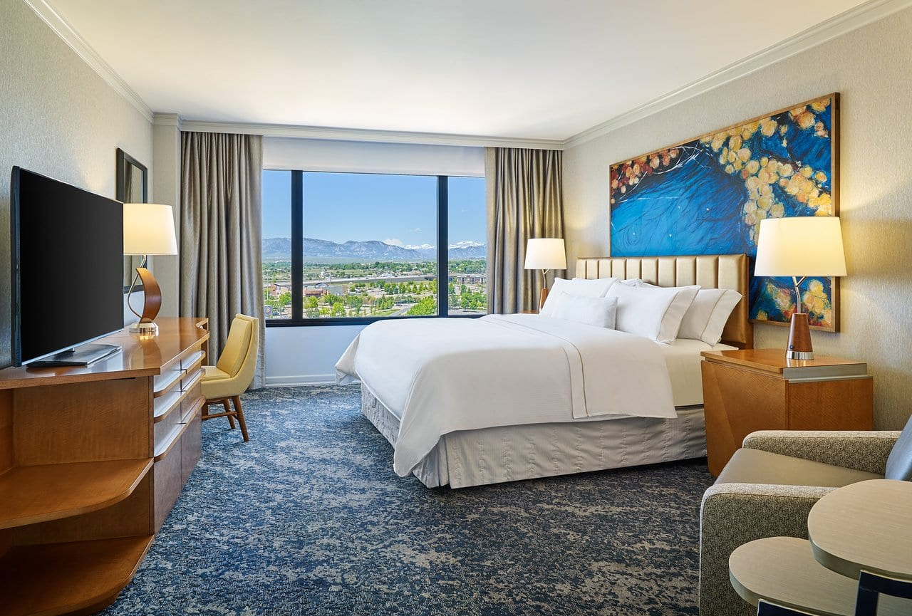 The Westin Westminster Hotel Room Mountain View