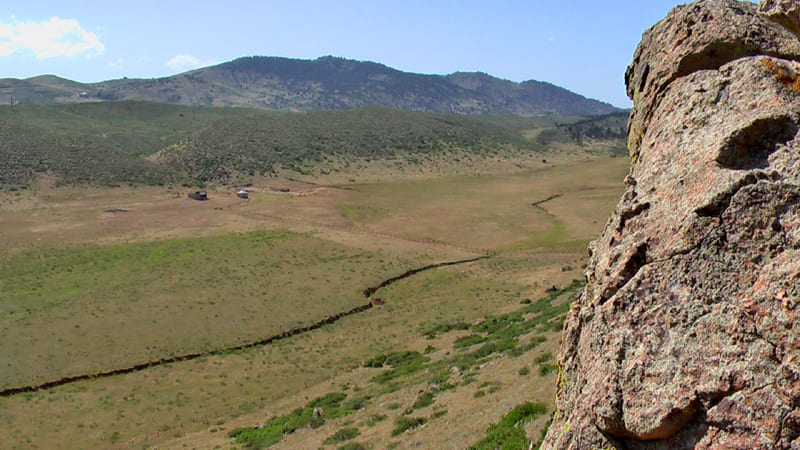 Hiking Fort Collins CO Coyote Ridge Trail