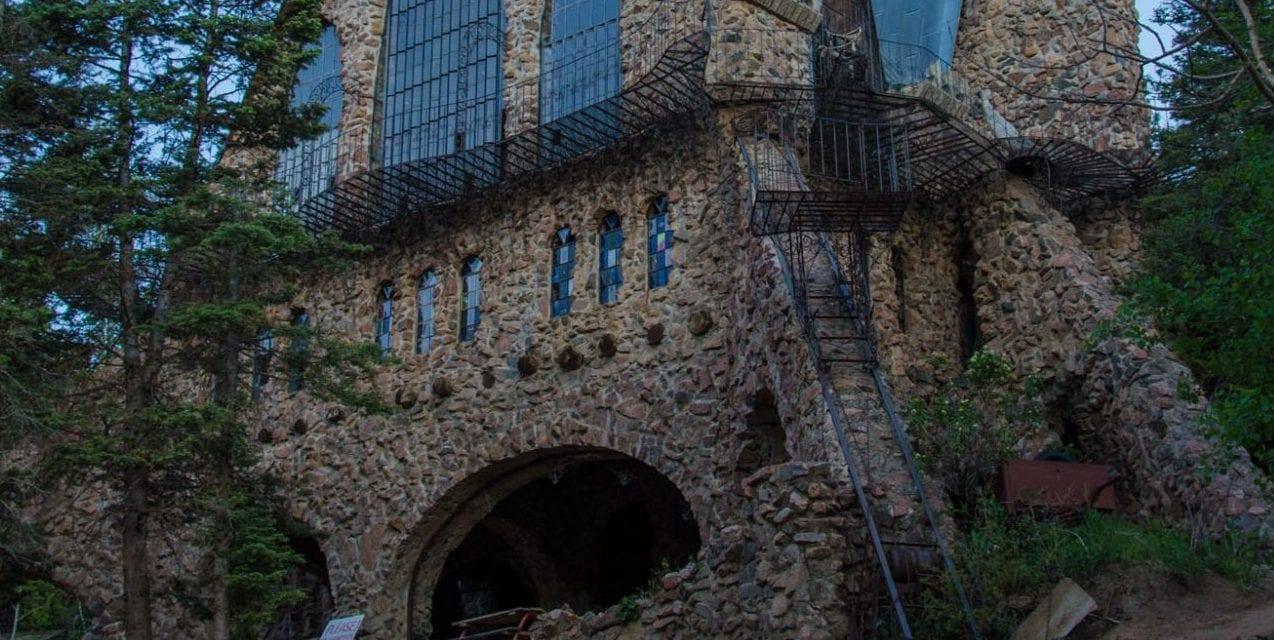 image of Bishops Castle Rye Colorado