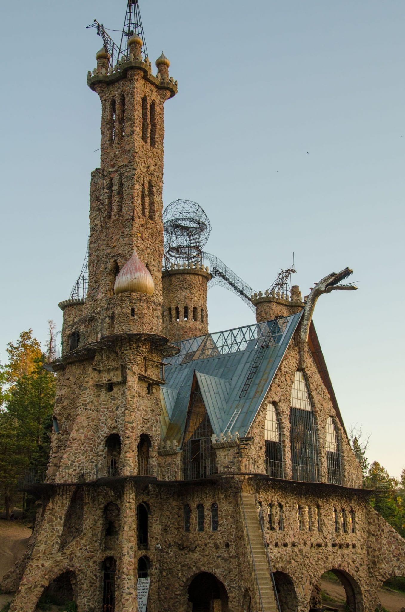 image of Bishops Castle