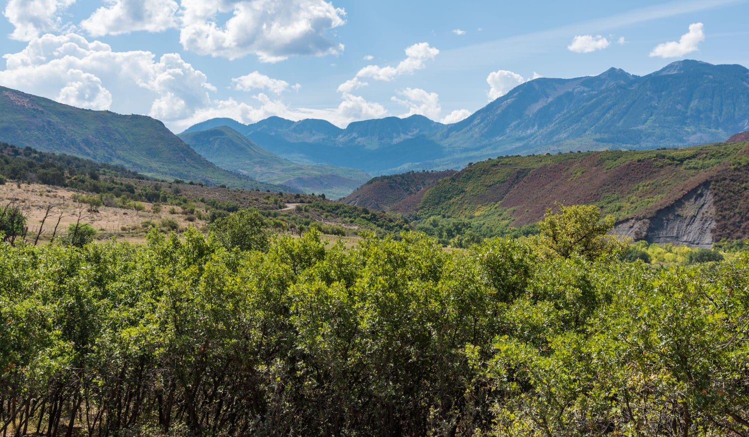 image of Elk Mountains in Paonia