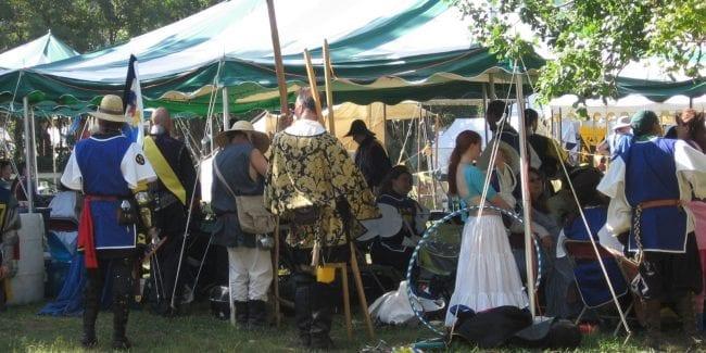 Battlemoor Festival Buena Vista Colorado
