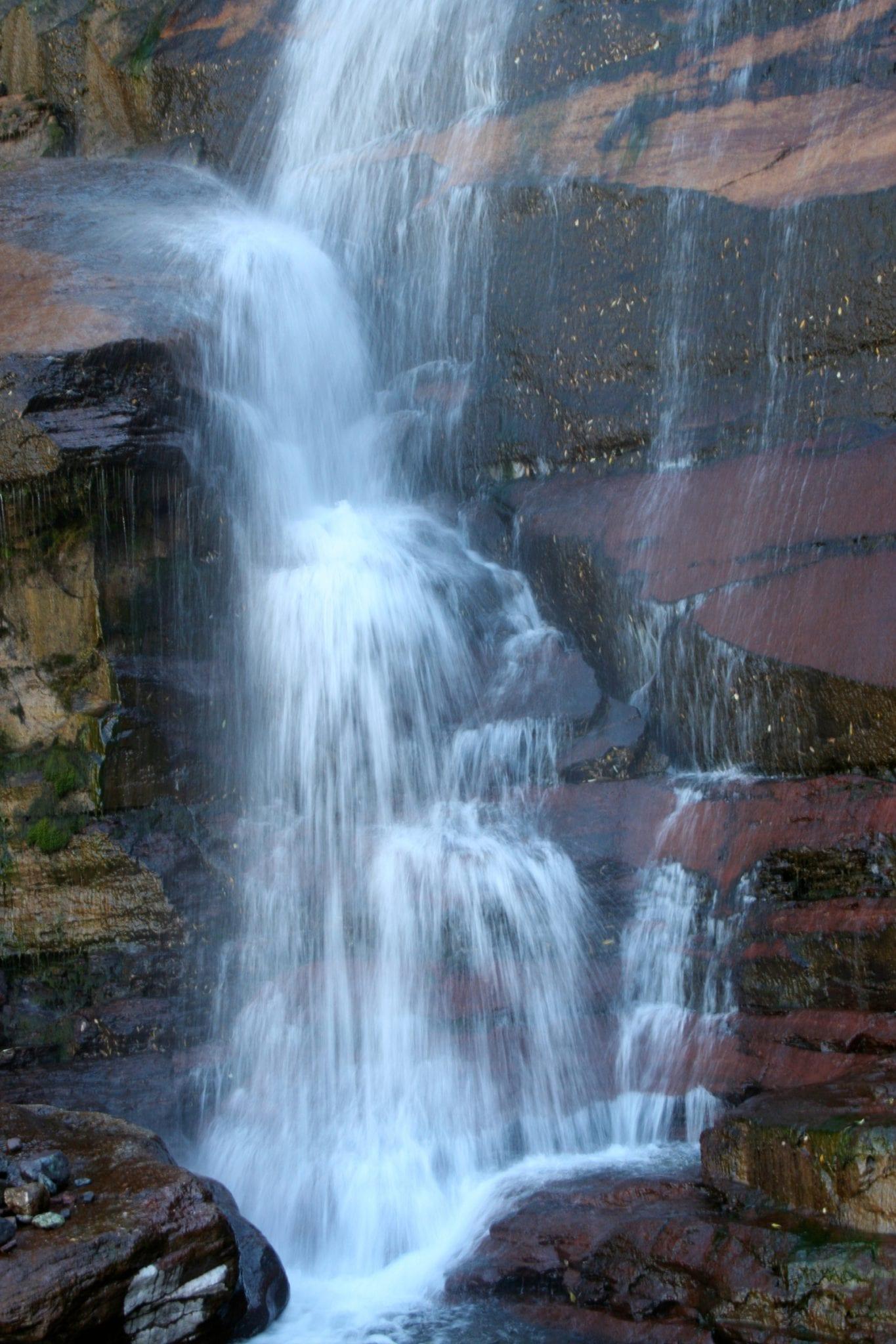 Bear Creek Falls Telluride Waterfall