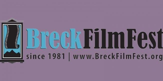 Breck Film Fest Colorado Logo