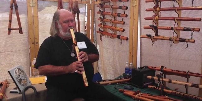 Colorado Artfest at Castle Rock Wooden Clarinet