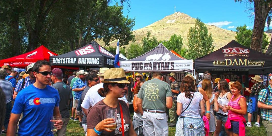 Colorado Brewers Rendezvous Salida CO