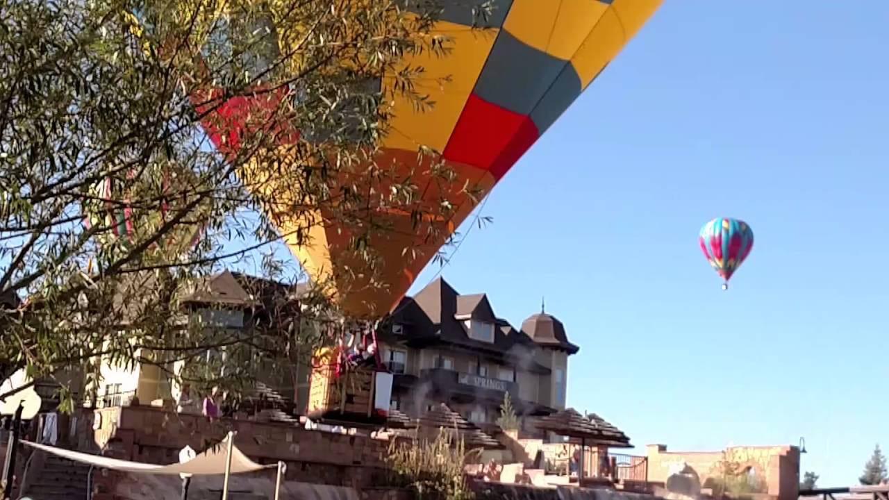 Colorfest Balloon Rally Pagosa Springs Hot Air Balloon