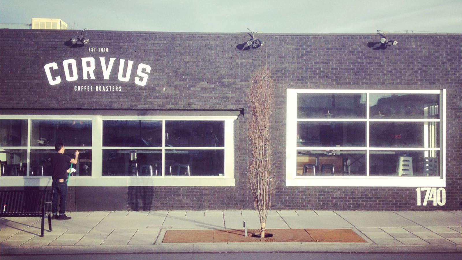 Denver Coffeeshops Corvus Coffee Roasters
