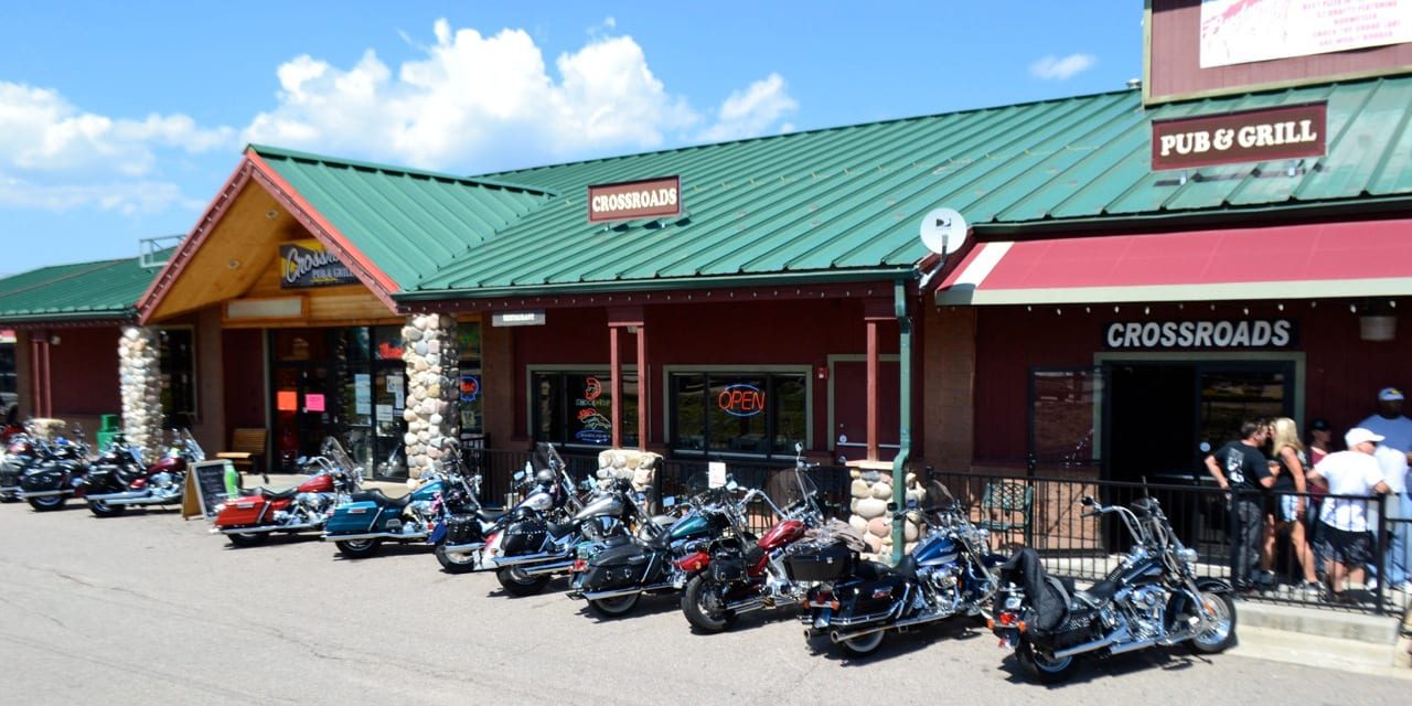 Crossroads Pub and Grill Pine Junction CO