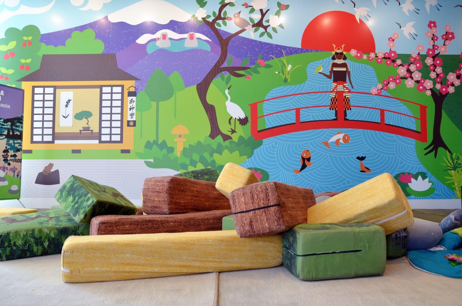 Denver Art Museum Japanese Garden Kids