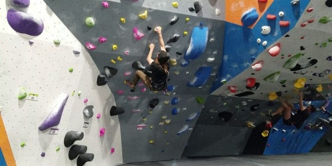Earth Treks Climbing Gym Englewood Colorado