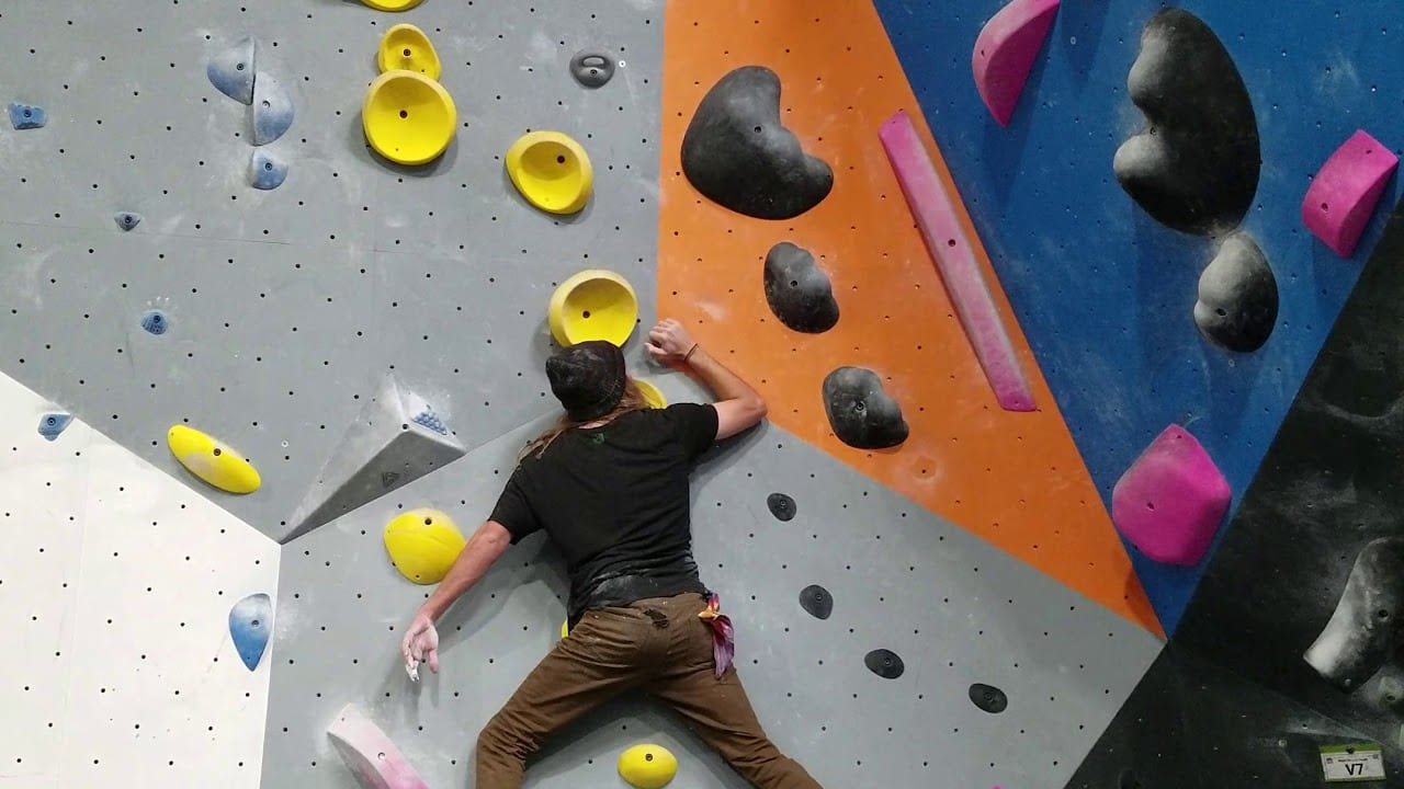 Earth Treks Climbing Gym Englewood Bouldering