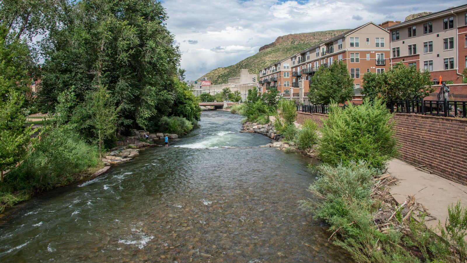 Fishing Around Denver Clear Creek Golden