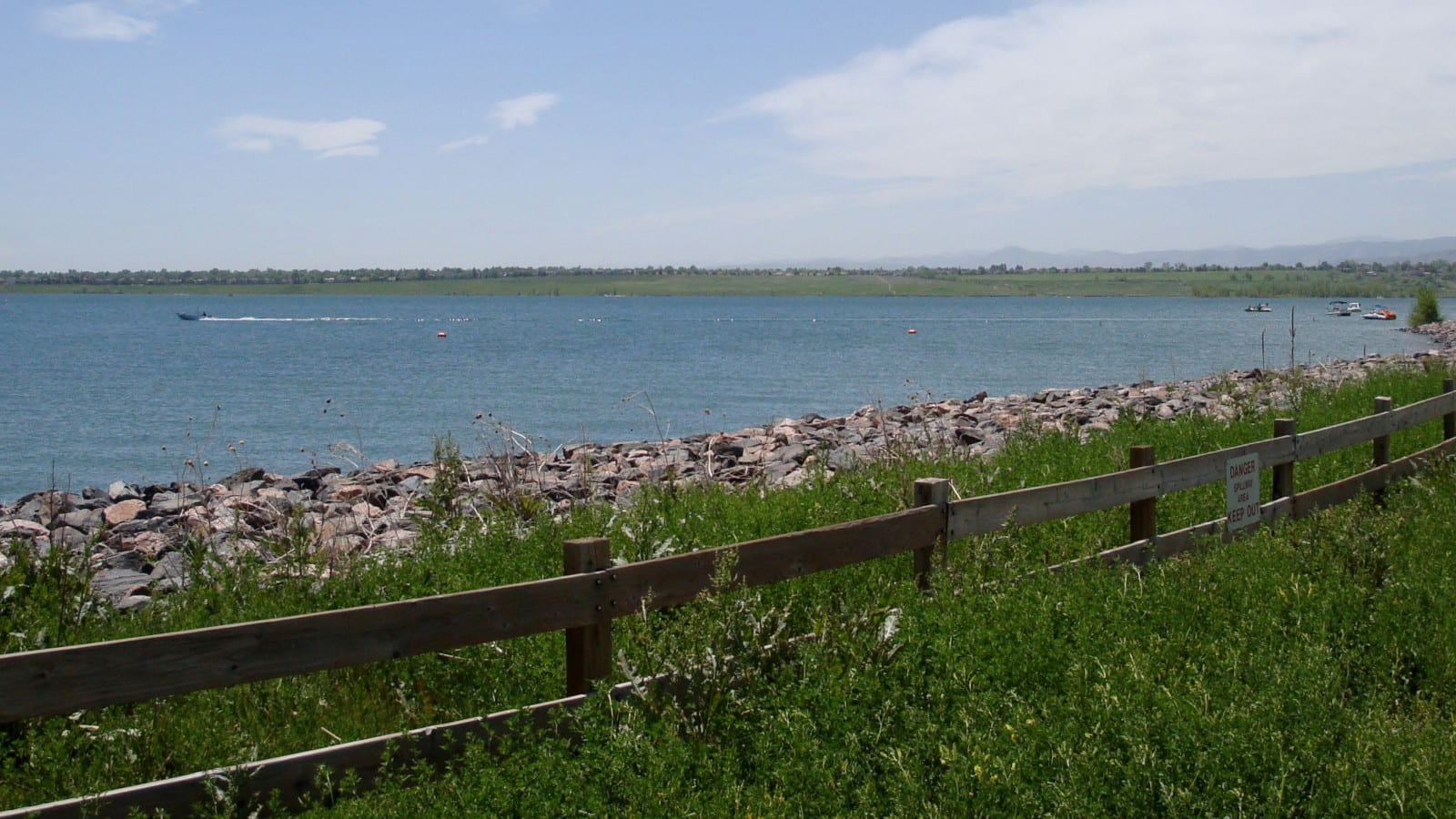 Fishing Around Denver Standley Lake Westminster Boats