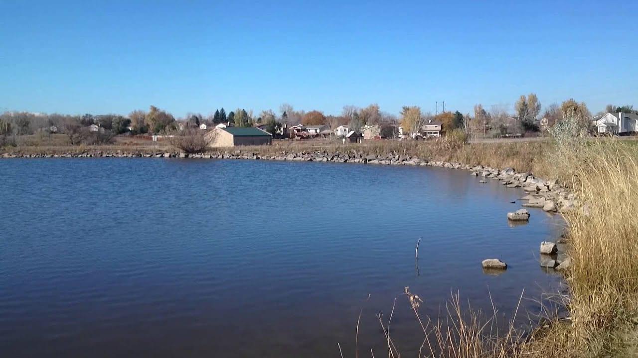 Fishing Around Denver Westminster City Park Pond Colorado