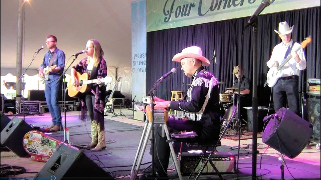 Four Corners Folk Festival Pagosa Springs