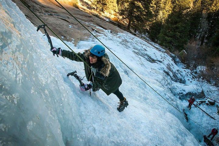 Front Range Climbing Company Ice Climbing