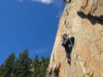 Golden Mountain Guides Rock Climbing