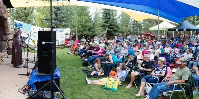 High Peaks Music Festival Westcliffe Colorado