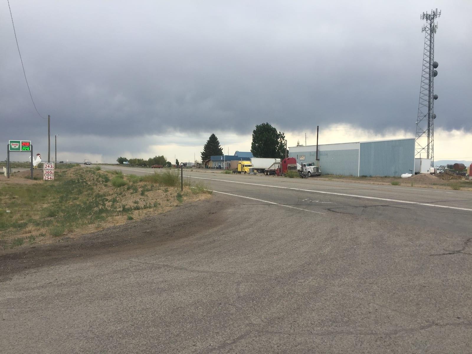 Hooper Colorado Highway 17