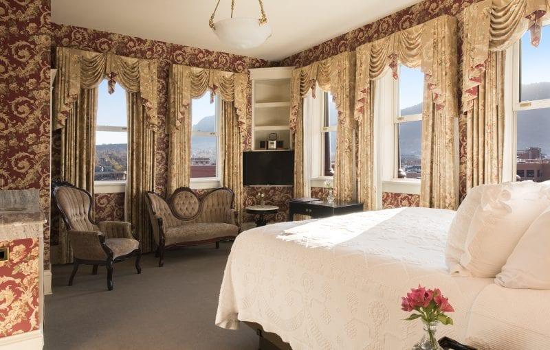 Hotel Boulderado Bedroom