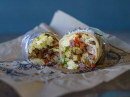 Illegal Pete's Breakfast Burrito