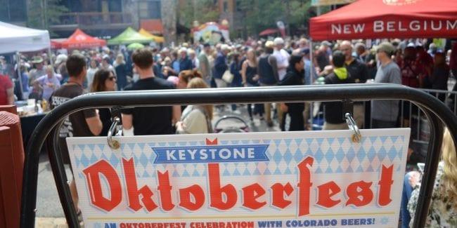 Keystone Oktoberfest Colorado