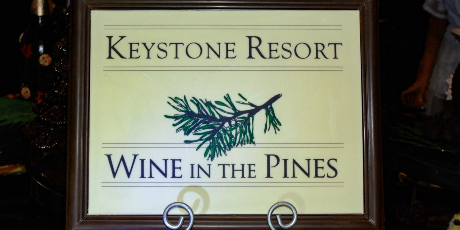 Keystone Resort Wine In The Pines
