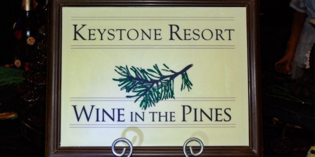 Keystone Resort Wine In The Pines