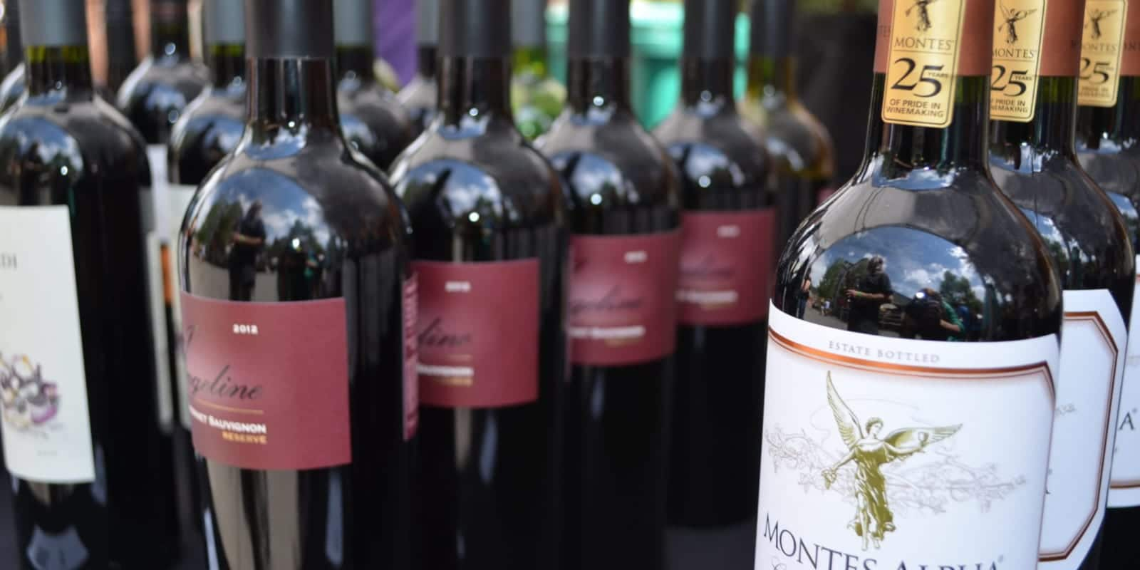 Keystone Wine and Jazz Festival Bottles
