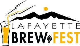Lafayette Brew Fest Colorado Logo