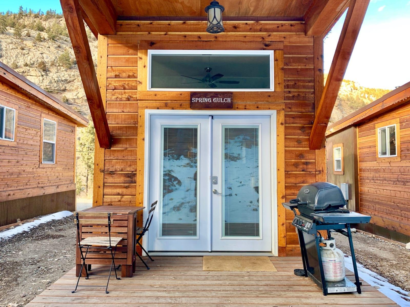 Lawson Adventure Park Resort Cabin
