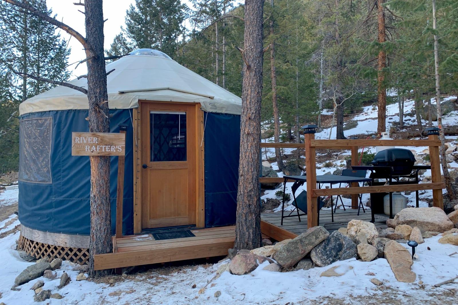 Lawson Adventure Park Resort Yurt Rental