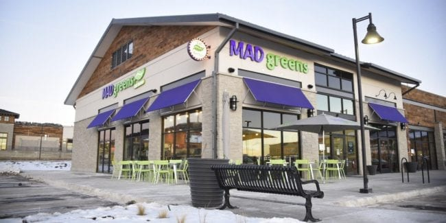 Mad Greens Castle Rock Colorado Exterior