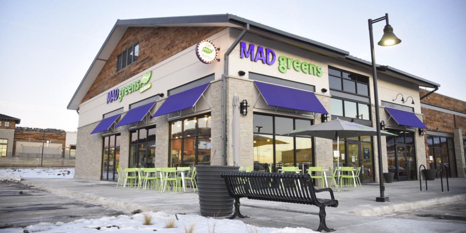 Mad Greens Castle Rock Colorado Exterior