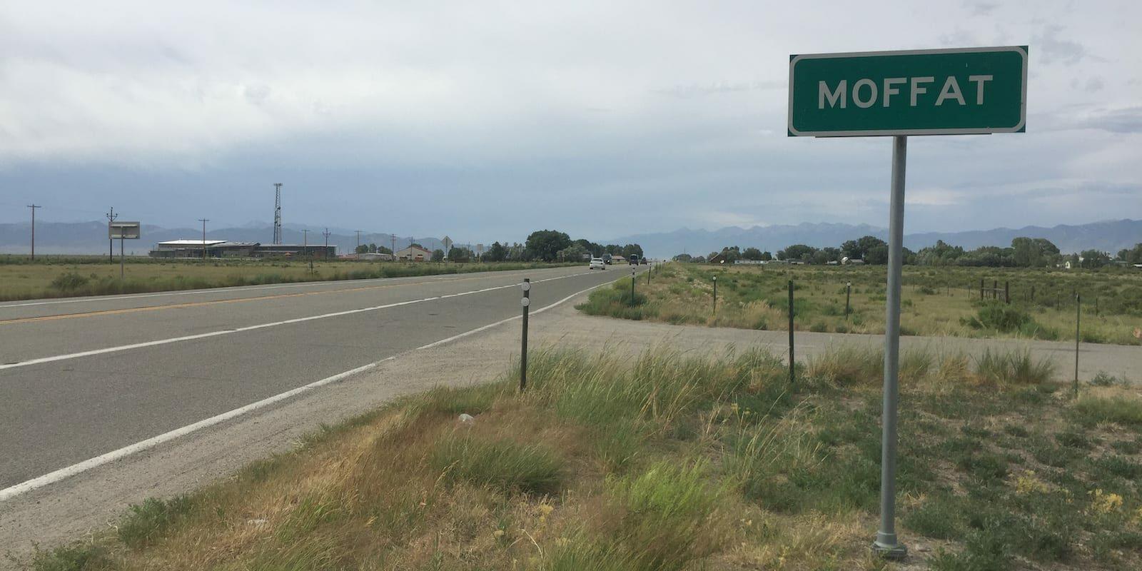 Moffat Colorado