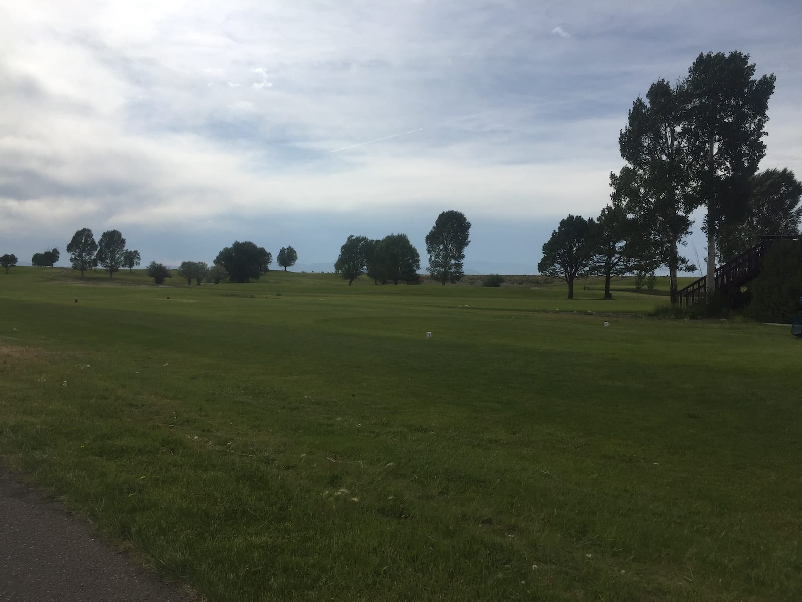 Moffat Colorado Golf Course