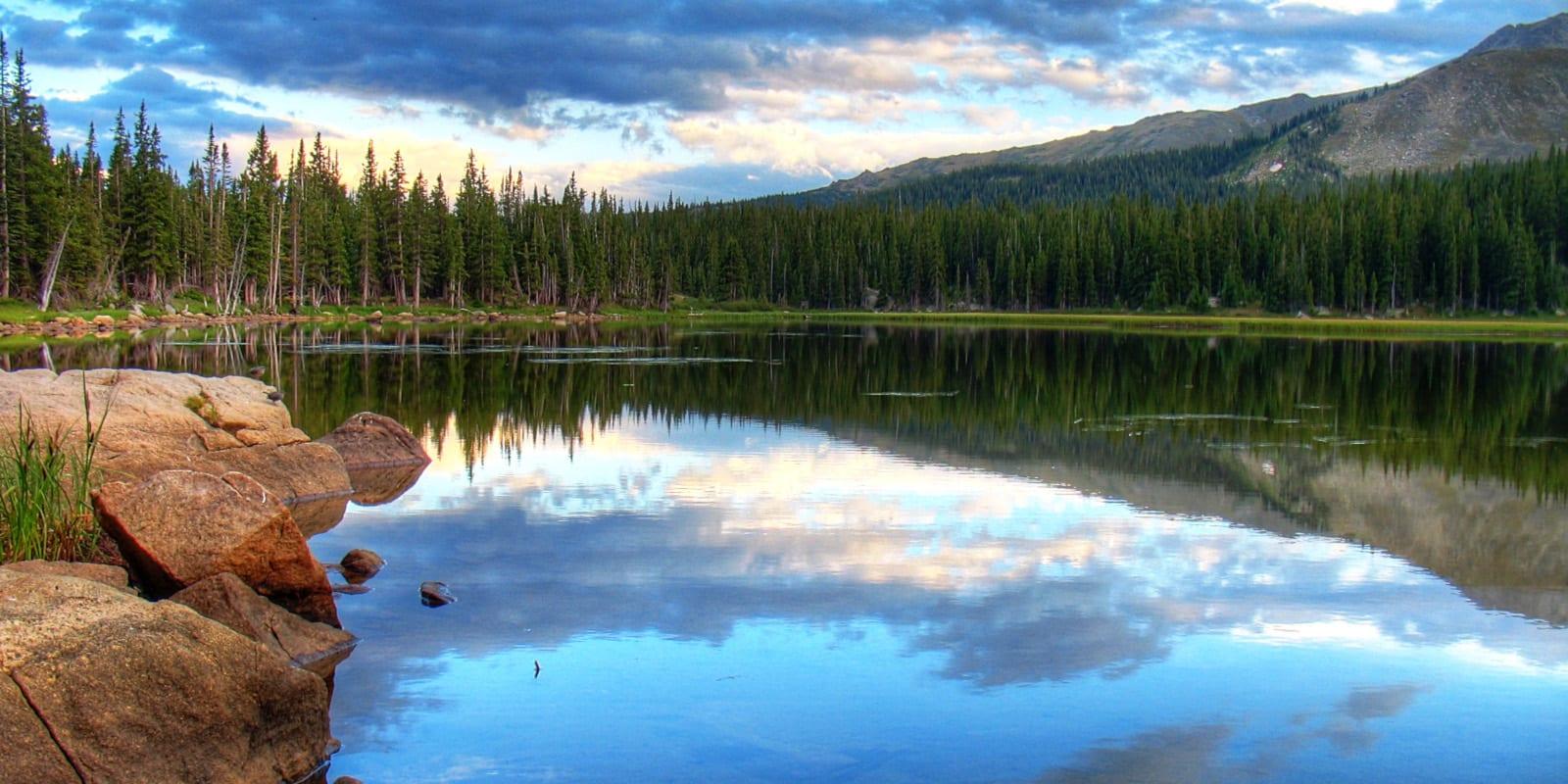 Mount Massive Lake #1 Wilderness Area
