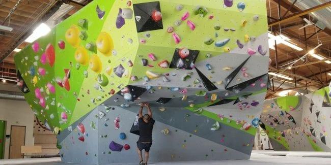 Movement Climbing Fitness Gym RiNo Denver Bouldering