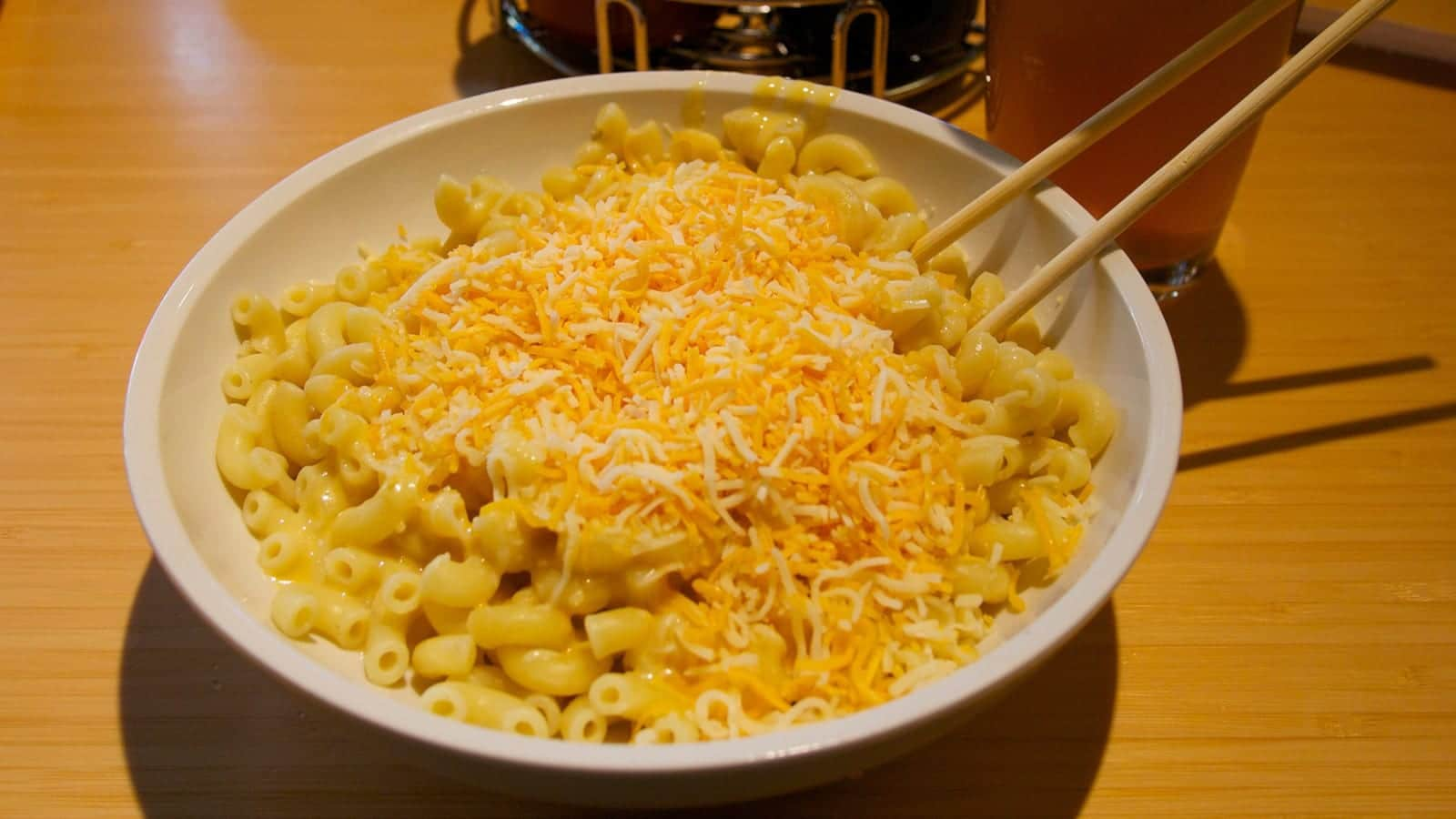Noodles & Company Wisconsin Mac N Cheese