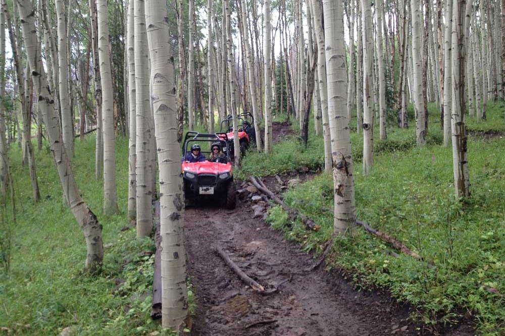 On The Trail Rentals ATV Tours Grand Lake