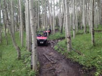 On The Trail Rentals ATV Tours Grand Lake