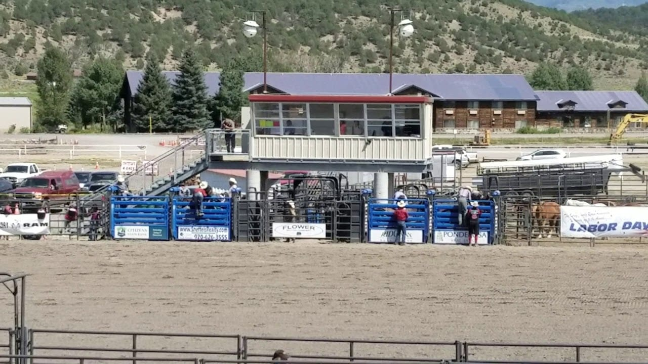 Ouray County Fair Rodeo Fairground 4H Event Center Ridgway