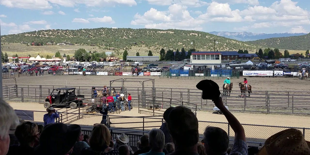 Ouray County Fair Rodeo Ridgway Colorado