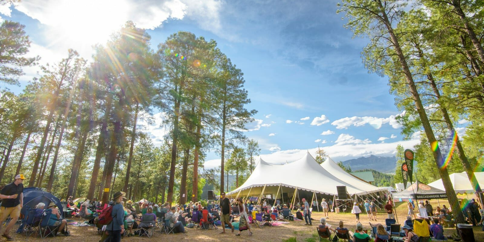 Pagosa Folk 'N Bluegrass Festival Pagosa Springs